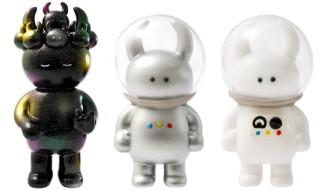 2018年6月20日より伊勢丹新宿店にて開催の「UAMOU SPACE GALLERY」で新作「イムイムウアモウ GALAXY」や「宇宙飛行士UAMOU」2種を発売開始!