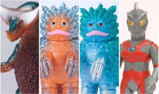 2018年6月23日から始まる「マルサン玩具まつり2018初夏」情報第1弾! やまなやが[『怪獣郷』&『銀河連邦』ソフビシリーズ]の新作ほかを準備中!