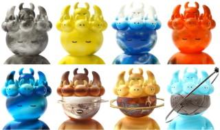 伊勢丹新宿店にて「UAMOU SPACE GALLERY」開催決定! 新作「イムイムUAMOU 太陽系惑星シリーズ」を2018年6月23日より抽選入場にて発売!!