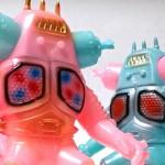 2018年7月21日から富士川楽座にて開催の「怪獣絵師 開田裕治のウルトラマンズギャラリー」でマルサンが限定「King-Joe450」を発売!