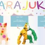 リニューアル6周年記念としてキデイランド原宿店が開催するソフビフェア「This is a color of HARAJUKU!」に小夏屋とMaxToyの限定も登場!