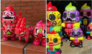 2018年8月1日から「ラ展(空想上のラテンアメリカへのアートの旅)」開催! そこでアートジャンキー東京が出品するラテンな1点モノカスタムを紹介!!