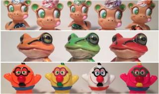 2018年7月29日の「WF2018夏」に怪獣芸術家ピコピコ氏が出店! 驚愕のピコピコカスタムを準備中!!