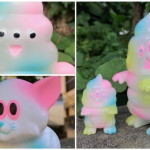 キデイランド原宿店リニューアル6周年記念として「This is a color of HARAJUKU!」開催決定! アートジャンキー東京の新バージョン「コットンキャンディーカラー」が新登場!