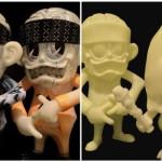 """2018年8月5日0時よりBlackBook Toyにて発売開始の「S""""K""""UM-kun Acid Marble edition」に追加情報! 同時に「S""""K""""UM-kun GID」「GUY GID」も発売開始!"""