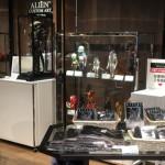 西武渋谷店にて開催された「ALIEN(TM) CUSTOM ART COLLECTION」に集合したアーティストたちのカスタムを紹介!