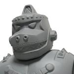 マルサンの「MGG(=Mecha Giant Gorilla)450」原型完成! 2018年8月13日締切でテストショットの受注予約受付中!