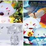 なんとOKLUNA TOYSが絵本デビュー! 週末より始まる記念個展で[JOBI the Moon Fox-The Neverending Story]新作「班長」と絵本セット発売!