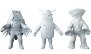 2018年7月発表の[東映レトロソフビコレクション]原型スクープは「カニ獣人」と『キャプテンウルトラ』から「ハック」と「バンデル星人」!