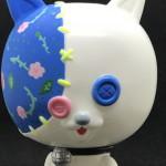 2018年9月25日17時よりMAMESが最新作「踊り猫ボタン 花柄カスタムver スペシャストア限定」発売開始!