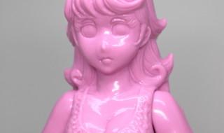 2018年9月8日からの「『石ノ森章太郎 ART TOY FES.』 in SHIBUYA」にビックワンクラフトから「石ノ森カバーガールズ」が登場!