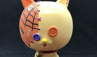 2018年10月1日17時よりMAMESが最新作「スペシャストア限定 踊り猫ボタン ハロウィンver」発売開始!