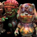 2018年9月14日0時〜2018年9月16日23時59分受付でBlackBook Toyがアーティスト・LionChen氏のカスタム「Hungry Ghost」シリーズを抽選販売!