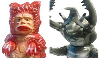 マルサン新作通販は2018年10月1日締切! 円谷プロ怪獣から「ガラモン450」&「アントラー450」の新バージョンが登場!