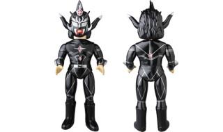 ソフビ・ファイティングシリーズ SFS 獣神サンダー・ライガー (黒版)