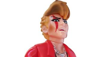 注目の[日本パンク・ハードコアソフビシリーズ」として、第5弾「マスターベーション 卑龍【1983】赤ジャケットver.」登場!