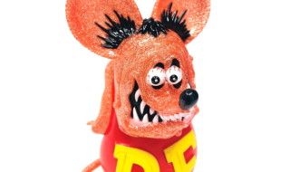 dune製「RAT FINK」にキデイランド原宿店が限定カラーが新登場! 2018年10月26日11時より予約受付開始!