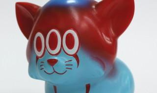 2018年10月18日からの「Taipei Toy Festival 2018」にART JUNKIEが出店! 限定情報第1弾「デビルマン × カームキャット」を準備中!