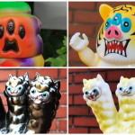 2018年10月18日からの「Taipei Toy Festival 2018」へ出店するART JUNKIEの限定情報第2弾! 「とぐろ怪獣シットン&ミニシットン」「三頭獣王キングパカラ」、そして「ブタイガー」も準備中!