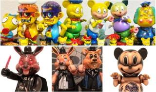 2018年10月18日からの「Taipei Toy Festival 2018」へBlackBook Toyが出店! そこでBlackBook Toy&Marvel Okinawa氏のワンオフを発売!