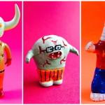 2018年10月30日からの「WE LOVE ULTRAMAN POP UP STORE」でデハラユキノリ氏が「はたらくウルトラの父」「怪獣のこども(ジャミラ3才)」「怪獣のこども(レッドキング6才)の新バージョンを発売!