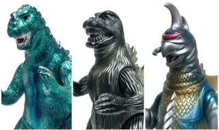 マルサン新作通販は2018年11月2日締切! 東宝怪獣から「ゴジラ1964」「ゴジラ1971」「ガイガン1972」の新作をラインナップ!