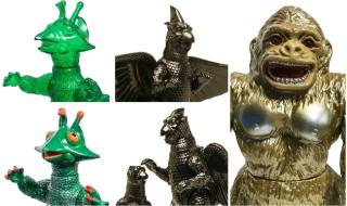 マルサン新作通販は2018年11月2日締切! 第3弾は松竹、日活ほか新作として「ジャイアントギララ』2種、「大巨獣ガッパ 親子セット」「クラシックジャイアントゴリラ450」だぞ!