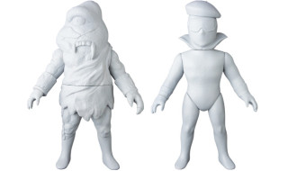 2018年10月発表の[東映レトロソフビコレクション]原型スクープは『仮面ライダーX』から「キクロプス]「GOD戦闘員」だ!