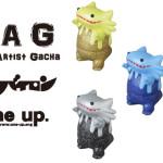 VAG(VINYL ARTIST GACHA) バイロンBaby(One up.限定スペシャルカラー)