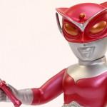 2018年11月30日からの「東京コミコン2018」でブルマァク製「マスク取れレッドマン」のメタリック版が登場!