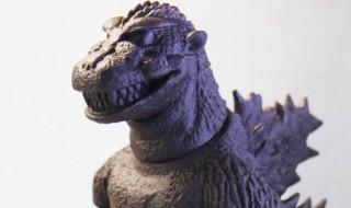 2018年11月19日昼12時よりクリエイティブデザイン羽沢組が最新作「初代ゴジラ(未塗装版・ブラウン)」の電話予約開始!