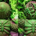 2018年11月24日0時〜2018年11月25日23時59分受付でBlackBook Toyが「THE Beast Toxic Slime」を抽選販売!