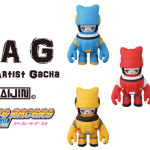 VAG(VINYL ARTIST GACHA) SERIES17 スペースレーサーズ・ミミ