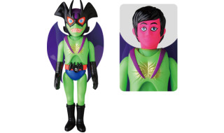 SHELTERBANK Super Furies Devilman (DCon exclusive color)