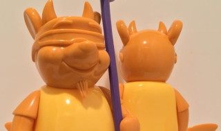 BlackBook Toyが特別先行予約で2018年12月15日23時59分締切で絶賛先行予約受付中の「Rocco 3 Devil Bear」で特典追加!!