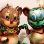 BlackBook ToyとMarvel Okinawa氏からクリスマスプレゼント!  カスタム「Xmas one offs」を2018年12月22日0時〜2018年12月23日23時59分受付で抽選販売!