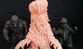 スクープ!! Y・MSFが最新作「レトロ怪獣シリーズ 真ヘドラ」の成型サンプルを公開!