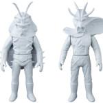 2018年12月発表の[東映レトロソフビコレクションM(ミドル)]原型スクープは『仮面 ライダー』から「ゴキブリ男」「ギリーラ」だ!