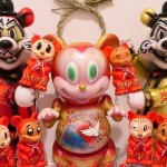 新年最初のBlackBook Toy&Marvel Okinawa氏は縁起物ワンオフ「New Year Fortune One Offs by BBT&Marvel Okinawa」から!