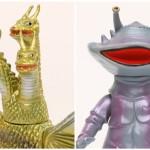 毎月恒例10日締切のブルマァク通販情報!! 今回は東宝怪獣から「キングギドラ」と円谷怪獣から「カネゴン」だ!