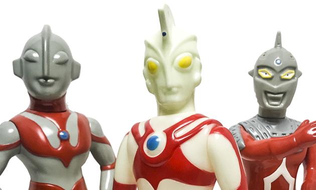 マルサン製「ウルトラマンA450蓄光GID版」が問屋・宮沢模型流通限定で2019年1月下旬発売予定