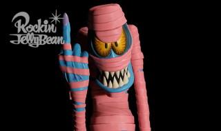 EROSTIKAとショップ・山吉屋にてblackdots製「Mummie Man 2nd color Ver.」を予約受付中!