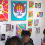アートジャンキー東京が「ART JUNKIE SOLO EXHIBITION in HONG KONG」開催! 会場の様子が届いたので紹介!!
