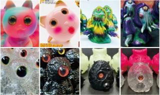 2019年2月10日の「WF20190冬」へ出店するOne up.の「WF」モノ第4弾は香港メーカー・重口玩具/HardCore Toysモノを紹介!