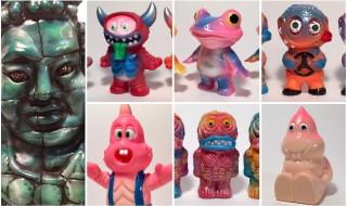 2019年2月10日の「WF20190冬」へ怪獣芸術家ピコピコ氏が出店! そこで気になるピコピコ彩色版のカスタムを販売するよ!