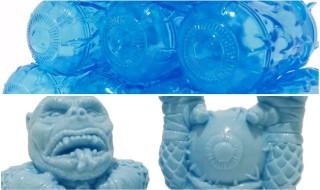 2019年2月25日0時よりBlackBook ToyがMISHKA × Lamour Supremeとの新作「Hologram Warhead」「KONG、Beast finger puppet」を発売開始