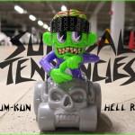 """2019年2月10日の「WF2019冬」へBlackBook Toyが出店! そこで最新作「S"""" K"""" UM-kun on HELL RIDE」を発売!"""
