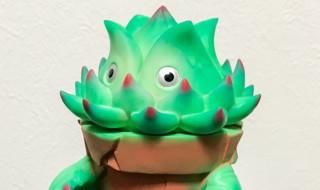 新メーカー・ジーマトーイが2019年2月10日の「WF2019冬」へ出店! 「ジーマトーイの珍奇獣シリーズ 植物珍奇獣タニラ」を発売予定!