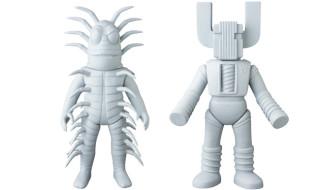 2019年2月発表の[東映レトロソフビコレクション]原型スクープ大注目は、久しぶりと なる『変身忍者嵐』や『ロボット刑事』だ!