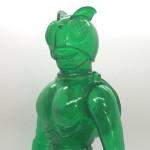 2019年3月15日より「石ノ森章太郎 ART TOY FES. in UMEDA」開催決定! そこでMaxToyが「仮面ライダー1号 漫画版ソフビ人形(クリアグリーン)」を発売!